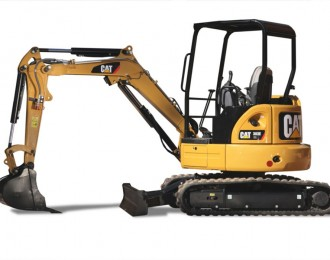 1 TONNE (700MM WIDE) TIGHT ACCESS MINI EXCAVATOR DRY HIRE + 3 BUCKETS & TRAILER